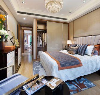 豪华型110平米三室两厅新古典风格卧室装修效果图