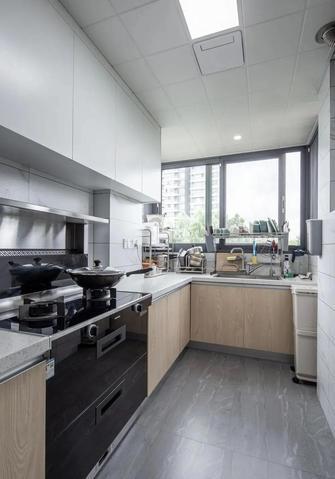 3-5万80平米现代简约风格厨房图
