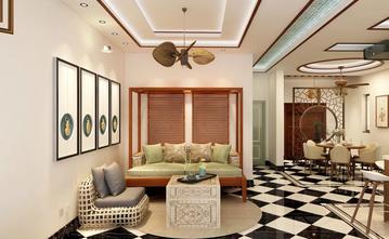 东南亚风格客厅欣赏图