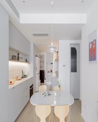 经济型70平米一室两厅北欧风格餐厅图片