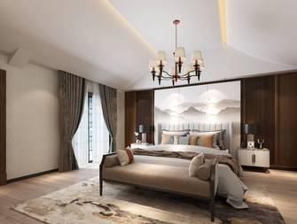 豪华型140平米别墅中式风格卧室装修图片大全