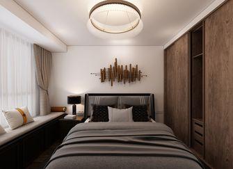 120平米三室两厅中式风格卧室装修图片大全