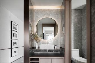 经济型三室两厅轻奢风格卫生间装修案例