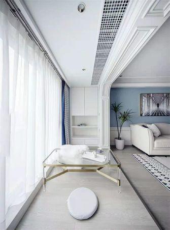 5-10万130平米三室两厅美式风格阳台效果图