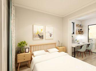 经济型40平米小户型北欧风格卧室图