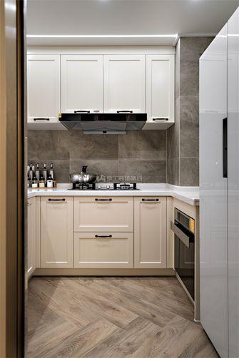 5-10万80平米三室两厅美式风格厨房装修图片大全