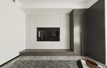 富裕型90平米三室两厅轻奢风格客厅图