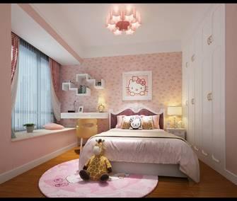 10-15万120平米三欧式风格青少年房欣赏图
