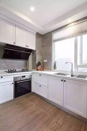 140平米别墅港式风格厨房装修图片大全