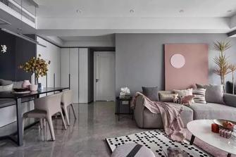 5-10万80平米三室两厅现代简约风格玄关欣赏图
