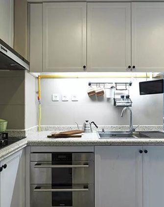 10-15万70平米北欧风格厨房效果图