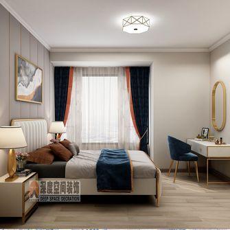 5-10万100平米三轻奢风格卧室效果图
