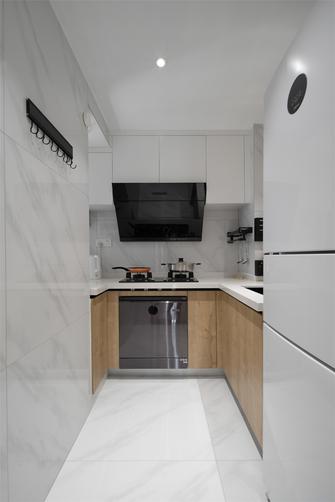 60平米日式风格厨房欣赏图
