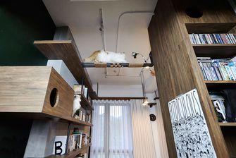 50平米一居室东南亚风格客厅图片大全