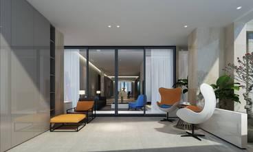 20万以上140平米别墅现代简约风格阳台装修案例