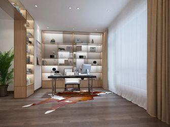 豪华型140平米别墅田园风格书房图片大全
