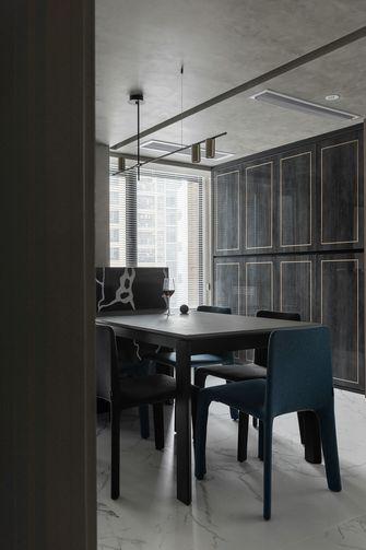 15-20万110平米四室两厅轻奢风格餐厅图片