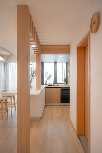 富裕型110平米日式风格厨房装修图片大全