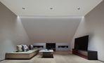 豪华型140平米别墅中式风格阁楼图