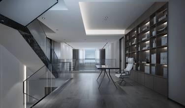 140平米复式现代简约风格其他区域装修案例