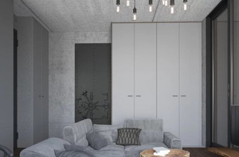 5-10万公寓英伦风格其他区域图片大全