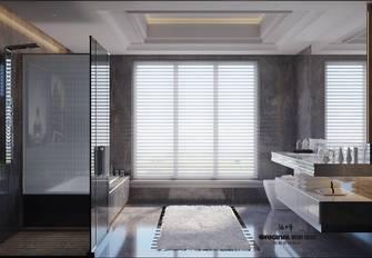 20万以上140平米复式法式风格卫生间设计图
