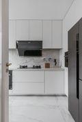 10-15万140平米三室两厅法式风格厨房设计图