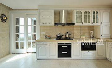 20万以上140平米复式美式风格厨房图片大全