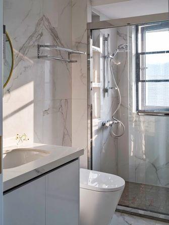 富裕型140平米三室两厅新古典风格卫生间设计图