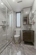140平米四混搭风格卫生间装修案例