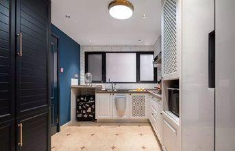 10-15万80平米现代简约风格厨房图片大全