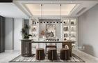 豪华型130平米四法式风格书房图片