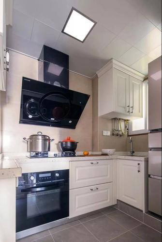 10-15万110平米三美式风格厨房装修案例