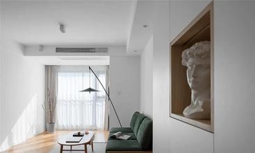 10-15万90平米三室三厅北欧风格客厅图片大全