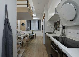 经济型30平米以下超小户型现代简约风格厨房欣赏图