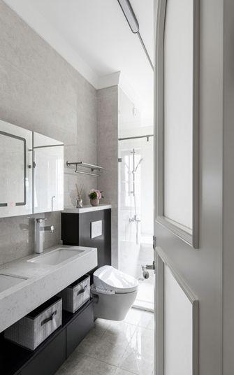 经济型140平米四法式风格卫生间装修案例