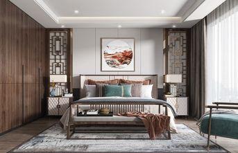 豪华型140平米三室四厅中式风格卧室装修案例