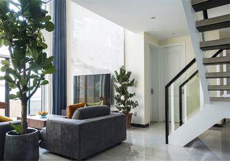 豪华型120平米三室一厅北欧风格客厅装修效果图