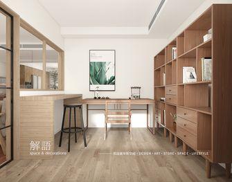 豪华型140平米三日式风格书房装修案例