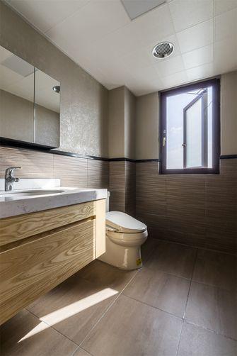 20万以上110平米三室一厅中式风格卫生间图