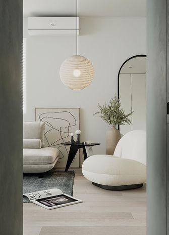 经济型60平米一室两厅现代简约风格客厅图片