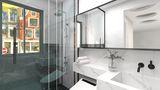 三室两厅现代简约风格卫生间图片