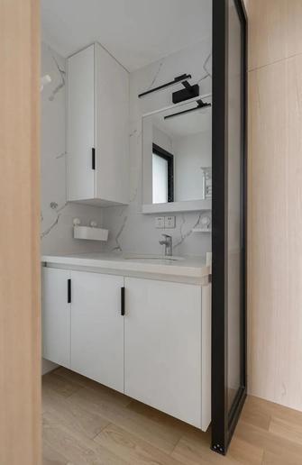富裕型120平米三室两厅日式风格卫生间图片大全