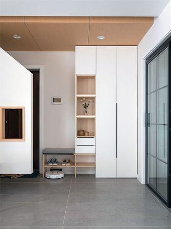 富裕型140平米三室两厅北欧风格玄关欣赏图