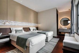 15-20万140平米别墅新古典风格卧室装修图片大全