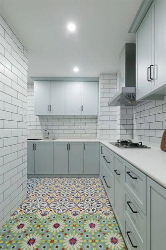 经济型120平米三室两厅混搭风格厨房装修图片大全