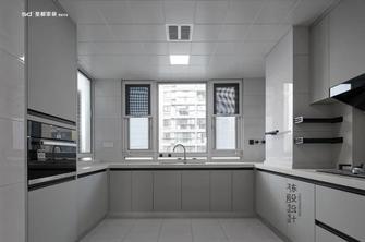 140平米三室三厅日式风格厨房装修案例