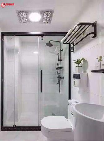 10-15万30平米小户型轻奢风格卫生间设计图