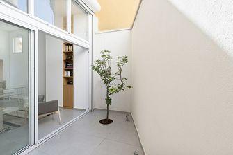 5-10万50平米小户型日式风格阳光房图