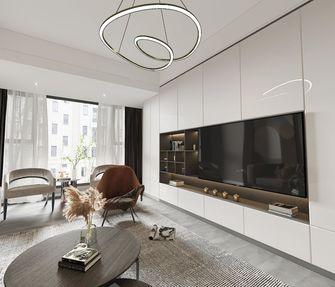 10-15万80平米一室一厅欧式风格客厅设计图